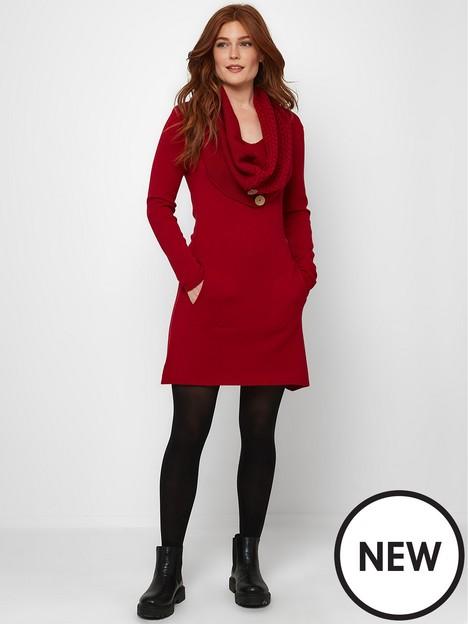 joe-browns-joe-browns-ways-to-wear-tunic-knitted-tunic-red
