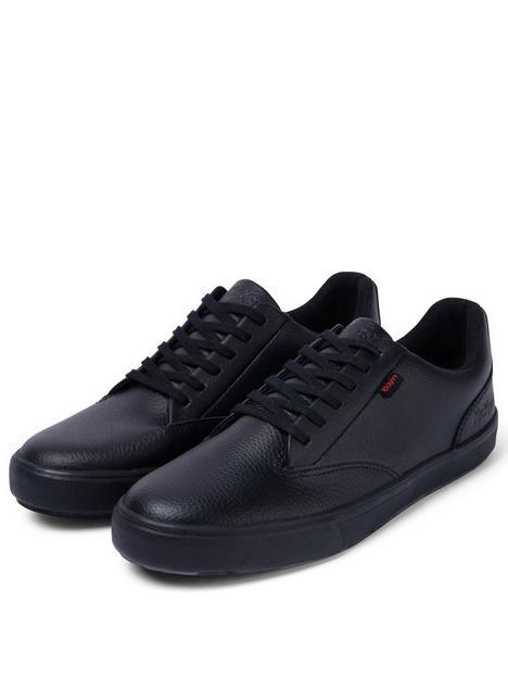 kickers-tovni-tumble-leather-trainer-blacknbsp