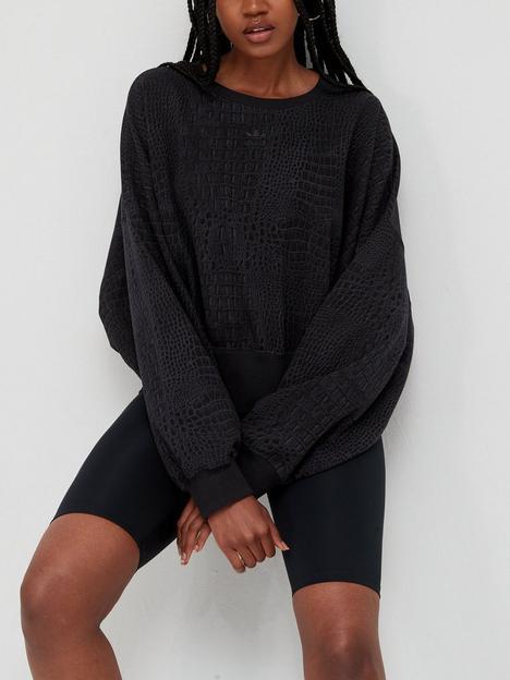 adidas-originals-graphic-animal-sweater-blackgrey