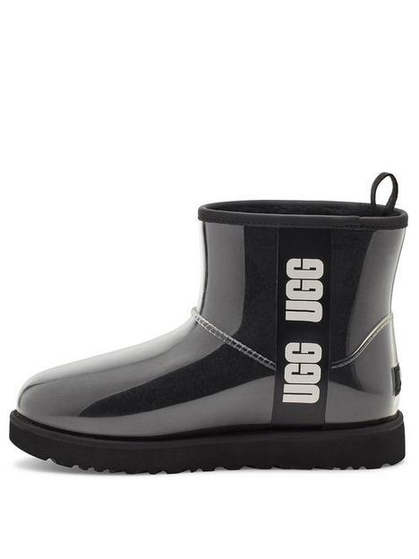 ugg-classic-clear-mini-wellington-boots-blacknbsp