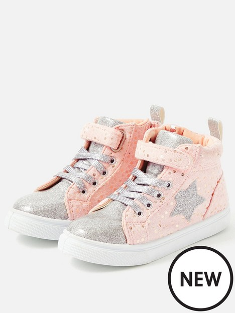 accessorize-girls-star-high-top-trainers-pink