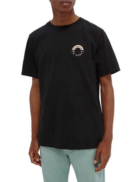 scotch-soda-chest-logo-crew-neck-t-shirt-black
