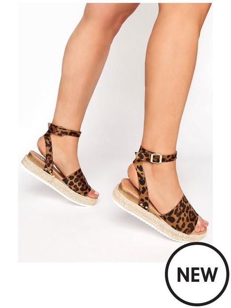 yours-yoursnbsp2-part-flatform-espadrille-leopard-print