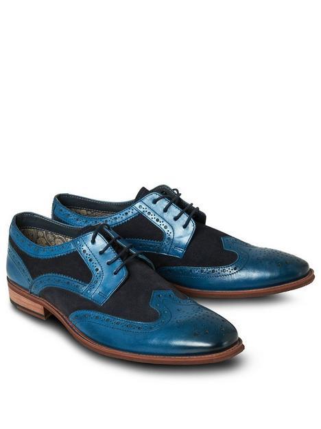 joe-browns-shelbynbspleather-brogues-blue