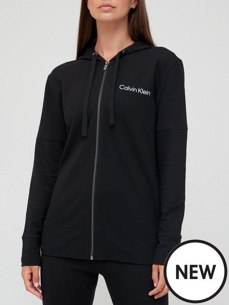 calvin-klein-branded-zip-through-lounge-hoodie-black