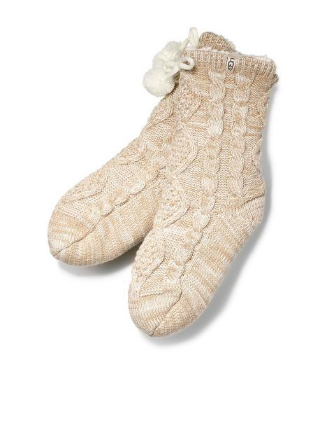 ugg-pom-pom-fleece-lined-crew-sock