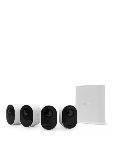 arlo-ultra2-wireless-home-security-4k-uhd-camera-system-cctv--4-camera-kit