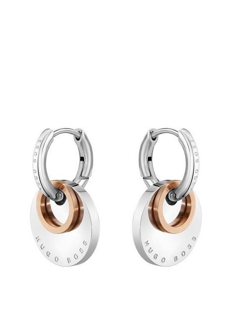 boss-medallion-earrings