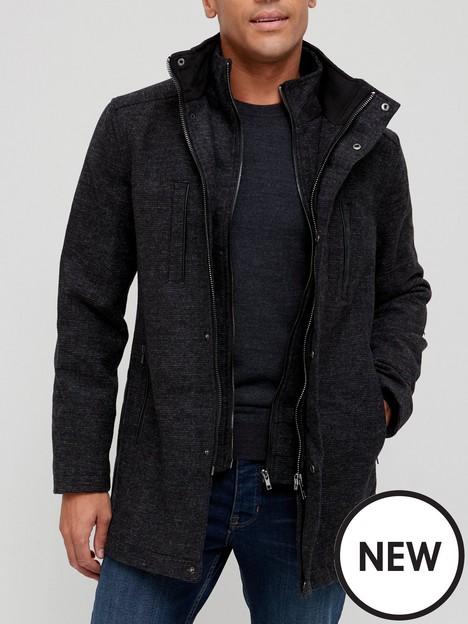 river-island-wool-zip-up-overcoat-grey