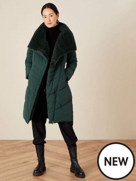 monsoon-monsoon-sustainable-faux-fur-collar-padded-coat
