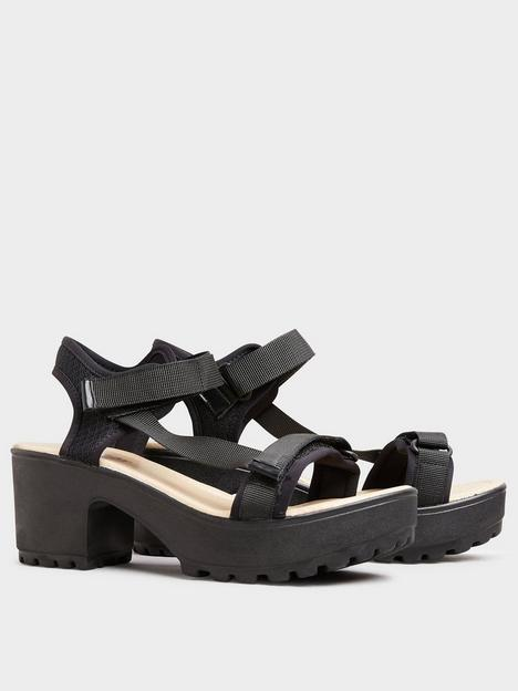 yours-yoursnbspyours-sport-strap-sandal-black