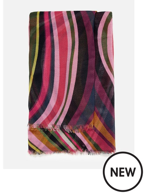 accessorize-retro-swirl-scarf