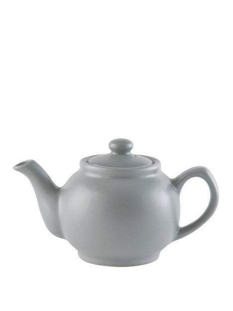 price-kensington-matt-grey-6-cup-teapot