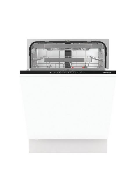 hisense-hisense-hv672c60uk-fully-integrated-standard-dishwasher-black-control-panel