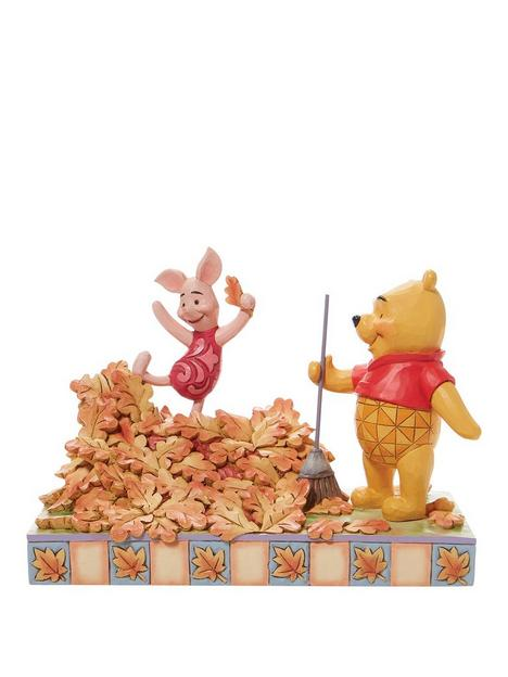 disney-traditions-piglet-and-pooh-autum-leaves