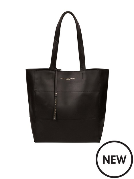 pure-luxuries-london-exclusivenbspashurst-large-open-top-leather-tote-bag-black