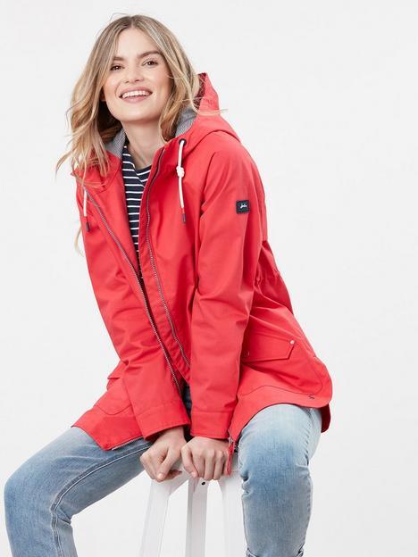 joules-shoreside-waterproof-jacket-red