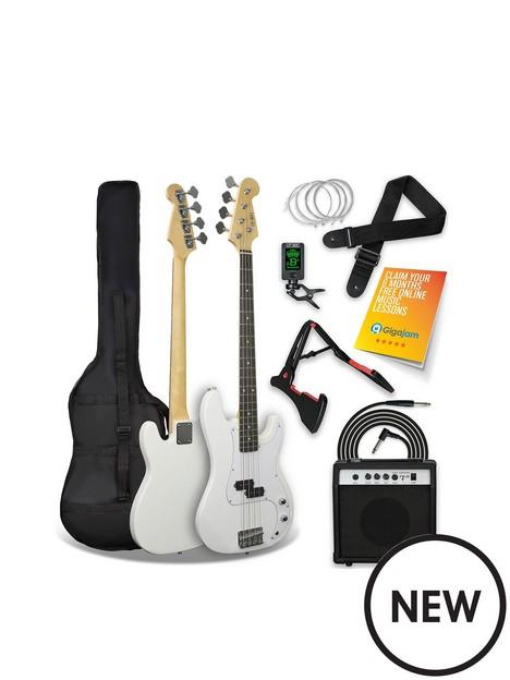 3rd-avenue-bass-guitar-pack-white