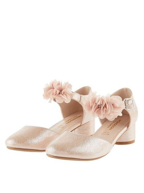 monsoon-girls-textured-two-part-corsage-heel-shoes-pink
