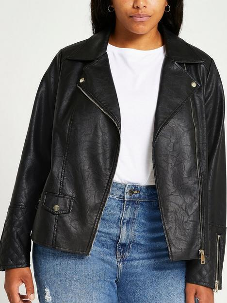 ri-plus-plus-branded-pu-biker-jacket-black