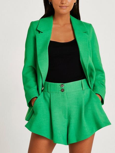 ri-petite-structured-short-bright-green
