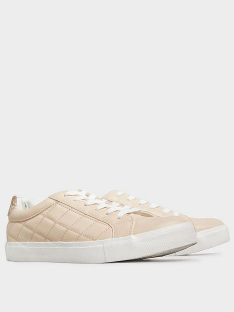 long-tall-sally-quilted-trainer-nude