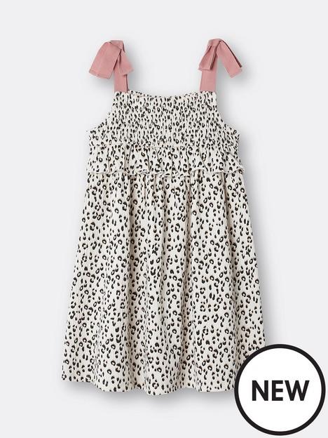 river-island-girls-leopard-frill-dress-beige