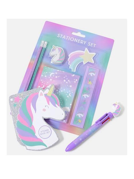 accessorize-unicorn-stationery-bundle