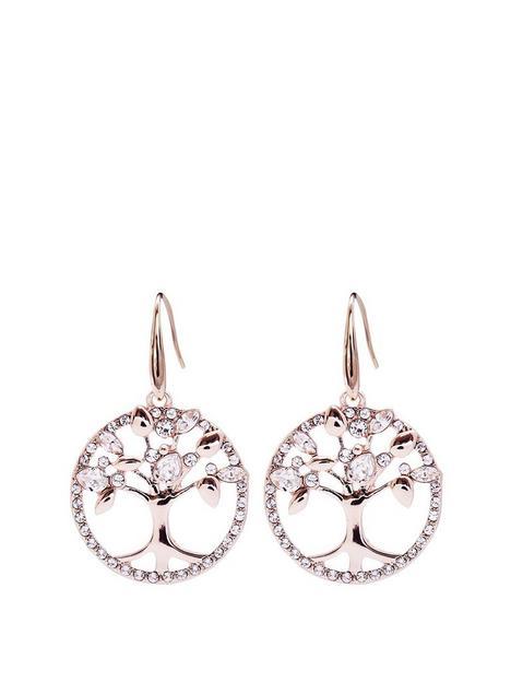 jon-richard-rose-gold-plate-swarovski-tree-of-life-earrings