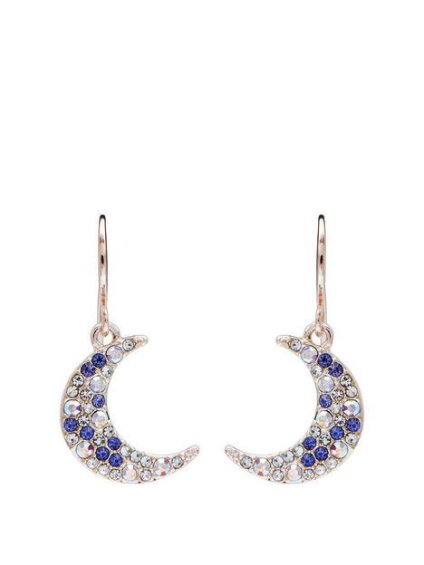 jon-richard-rose-gold-swarovski-multi-coloured-moon-earrings