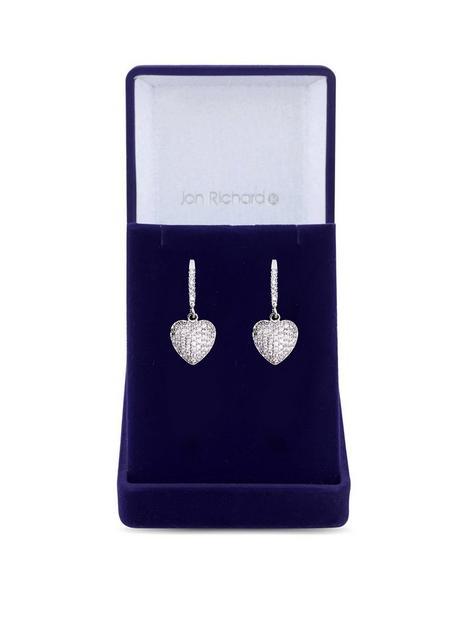 jon-richard-rhodium-plate-cubic-micro-pave-heart-charm-earrings