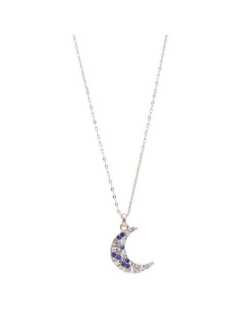 jon-richard-rose-gold-swarovski-multi-coloured-moon-pendant