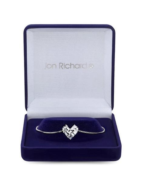 jon-richard-jon-richard-rhodium-plate-cubic-zirconia-mixed-stone-heart-toggle-bracelet