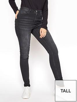 long-tall-sally-ultra-stretch-skinny-washed-jean--nbspblack