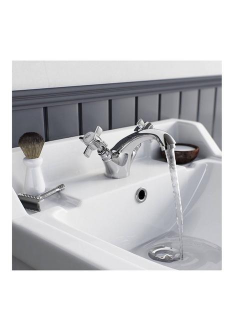 victoria-plum-traditional-basin-mixer-tap