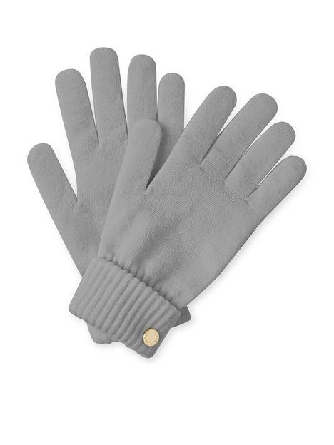 katie-loxton-chunky-knit-gloves-grey