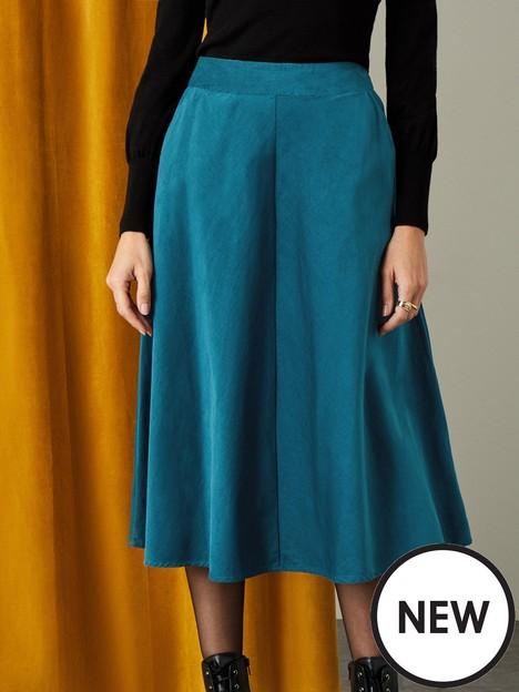 monsoon-cord-circle-midi-skirt