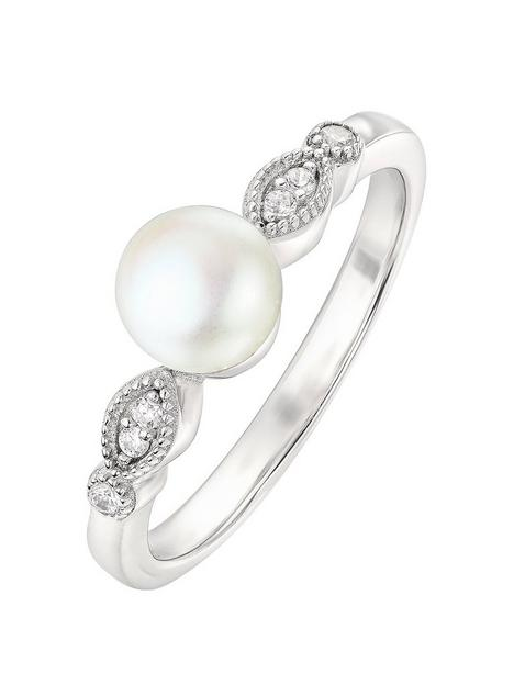 love-pearl-sterling-silver-freshwater-pearl-cubic-zirconia-vintage-ring