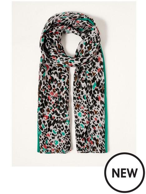 monsoon-monsoon-border-animal-print-lightweight-scarf