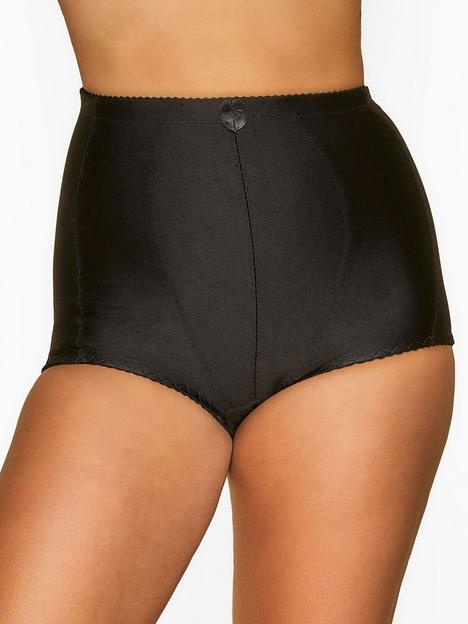 yours-yours-clothing-med-tummy-tuck-brief-black