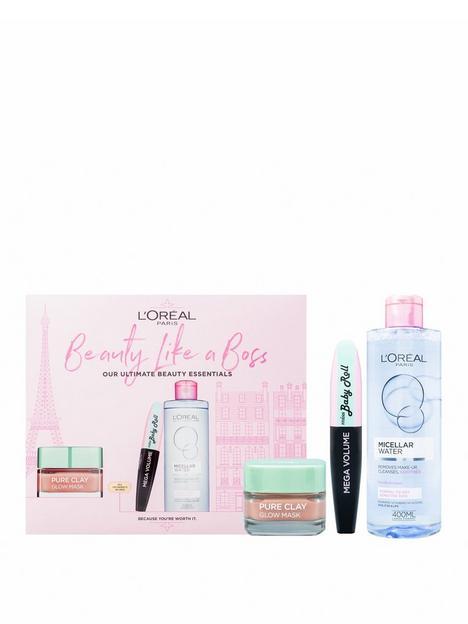 loreal-paris-loreal-paris-beauty-like-a-boss-micellar-face-mask-amp-mascara-gift-set-for-her