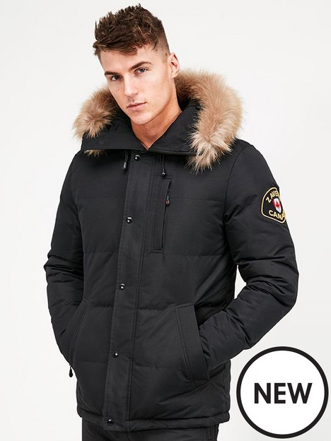 alessandro-zavetti-oshawa-padded-jacket