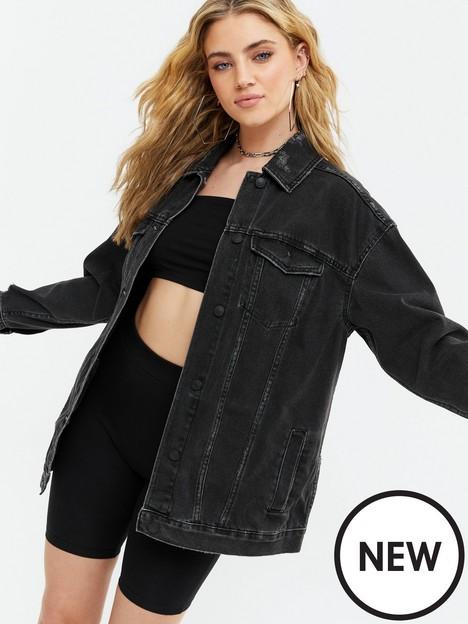 new-look-oversized-denim-jacket-blacknbsp
