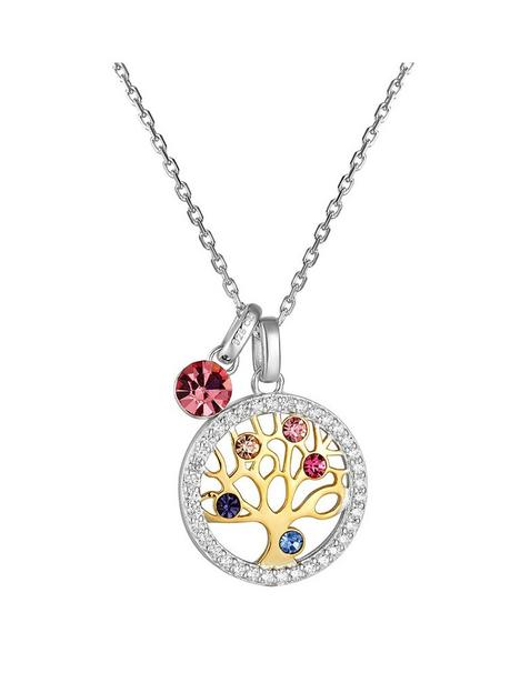 the-love-silver-collection-sterling-silver-cubic-zirconia-detail-tree-of-life-pendant-necklace