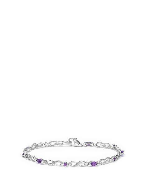 love-gem-sterling-silver-ameythst-and-diamond-bracelet
