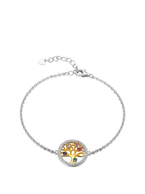 the-love-silver-collection-sterling-silver-cubic-zirconia-detail-tree-of-life-adjustable-bracelet