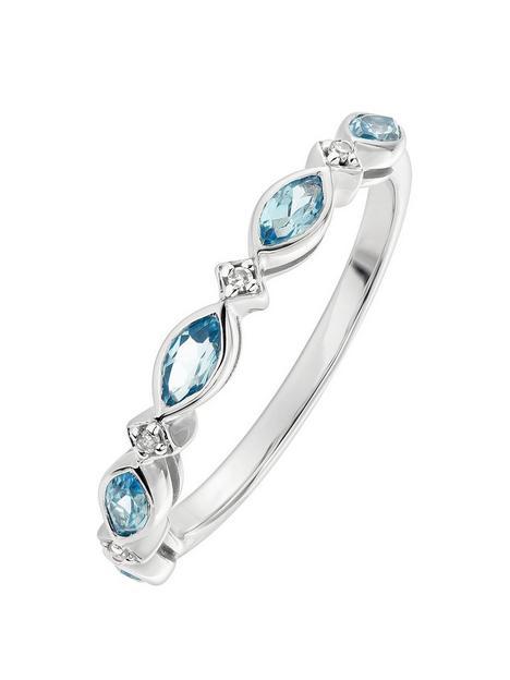love-gem-9ct-white-gold-swiss-blue-topaz-and-diamond-half-eternity-ring