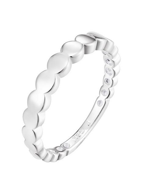 the-love-silver-collection-sterling-silver-graduated-circle-ring