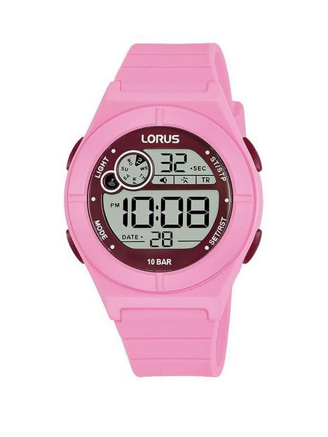 lorus-digital-silicone-unisex-watch