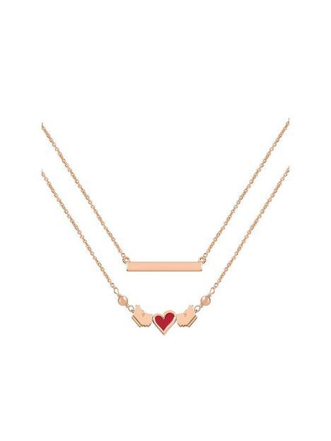 radley-radley-18-carat-rose-gold-plated-ladies-necklace